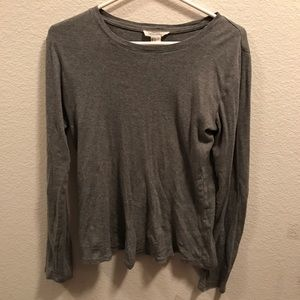 Forever 21 Crew Neck Long Sleeve Sweater